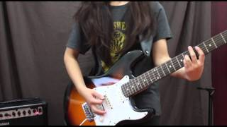 She looks so perfect - 5 Seconds of Summer [GUITAR COVER] by Sophia Abino