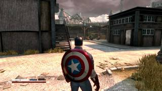 Captain America: Super Soldier Gameplay (Part 5 of 6)