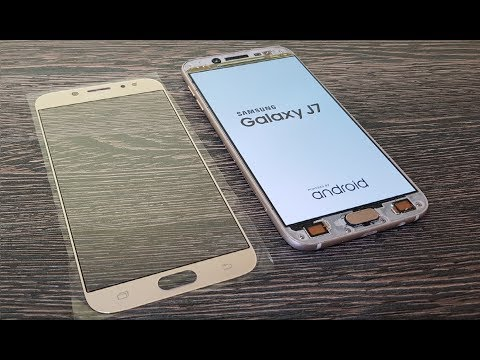🔧Galaxy J7 2017 Glass Only Replacement - Complete guide 60FPS