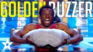 Is This The BEST CONTORTION Audition Ever On Spain's Got Talent?   Got Talent Global