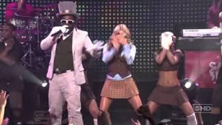 Fergie - Fergalicious {Live} (FullHD)