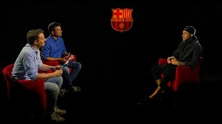 EXCLUSIVE INTERVIEW - Neymar JR: