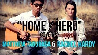 Home / Hero - Phillip Phillips / Family of the Year (cover by Rachel Hardy and Matt Taburada)