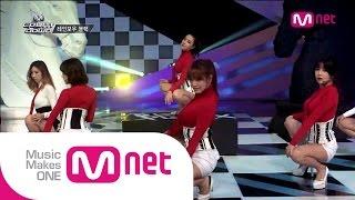 Mnet [엠카운트다운] Ep.384 : 레인보우 블랙(Rainbow Blaxx) - Cha Cha@MCOUNTDOWN_140710