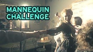 MANNEQUIN CHALLENGE! | GRAV3YARDGIRL