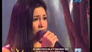 ANAK - Regine Velasquez (Party Pilipinas SAYOTO Jan. 20, 2013)