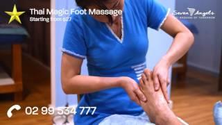 Thai Magic Foot Massage