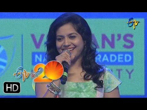 Xxx Mp4 Sunitha Performance E Velalo Neevu Song In Kadapa ETV 20 Celebrations 3gp Sex