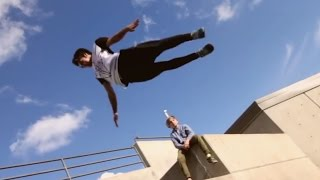 Parkour and Freerunning 2016 - Keep Running