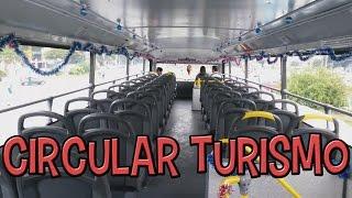 Conhecendo o Ônibus de Dois Andares do Circular Turismo SP Por Dentro