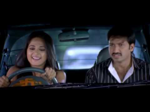 Gopichand & Anushka  Comedy Scenes - Souryam Movie