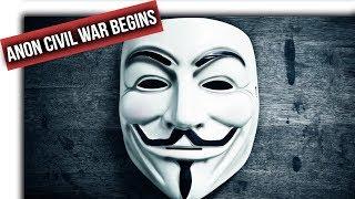 Anonymous vows to EXPOSE & TAKE DOWN Qanon