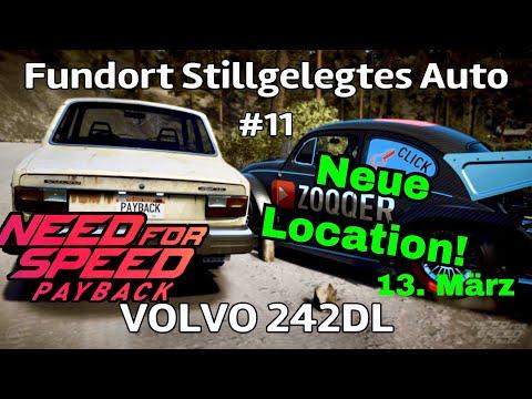 stillgelegtes auto need for speed