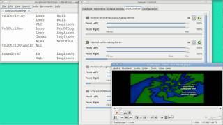 Ubuntu Basics RECORD BOTH MICROPHONE AND PLAYING VIDEO VIA PULSE AUDIO LOOPBACK