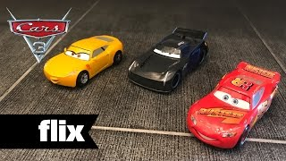 Cars 3:  AWESOME TOYS