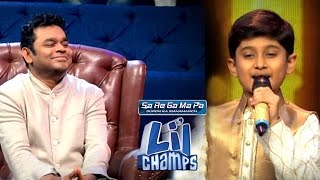 SAREGAMAPA Little Champs - 29th October 2017 | Today Latest | Sa Re Ga Ma Pa L'il Champs 2017
