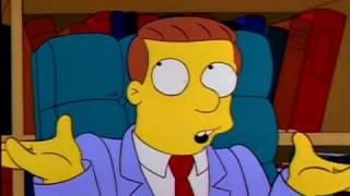 The Simpsons - Lionel Hutz Judge Snyder