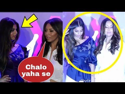 Xxx Mp4 SRK S Daughter Suhana Khan And Gauri Khan Fighting In Shweta Bachchan Brand Launch 3gp Sex