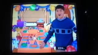 Blue's Clues Joe's Happy Birthday Song