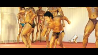 Vikram BodyBuilding For Ai Movie HD