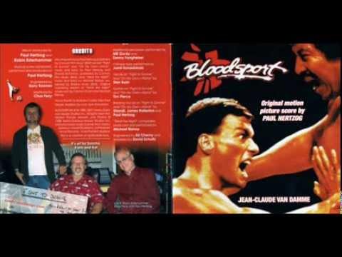Bloodsport Soundtrack Paul Hertzog OST complete 1988