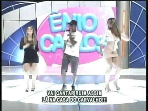 Ênio Carlos 15 07 12 Rafinha e Mari dançando funk