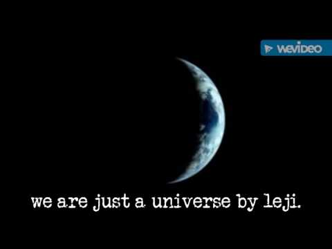 We are just a universe by leji