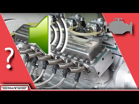 Artus mini V12 Motor Sound