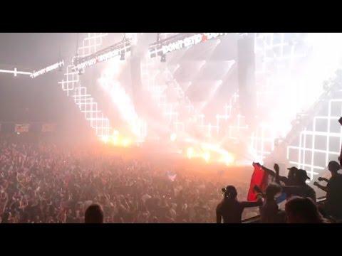 Headhunterz - Ziggo dome Amsterdam - Don't let daddy know - 04.03.2017