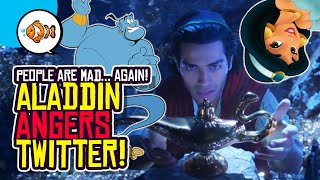 ALADDIN: Disney's Live-Action Remake Trailer Makes People MAD!
