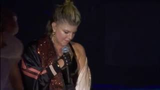 Fergie - Let's Get Started, Imma Be, Hey Mama  - Rock In Rio Lisboa 2016