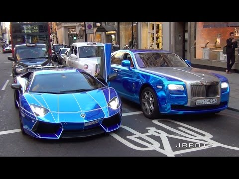 Xxx Mp4 The Great Arab Supercar Invasion In London Summer 2015 3gp Sex