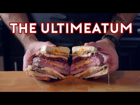 Binging with Babish The Ultimeatum from Regular Show