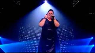 MUST SEEMary Byrne sings  There You  39 ll Be   X factor live show 5