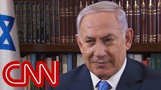 Benjamin Netanyahu: About time US recognized Jerusalem as capital