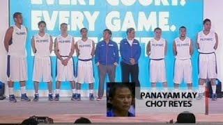 SONA: Panayam kay Coach Chot Reyes