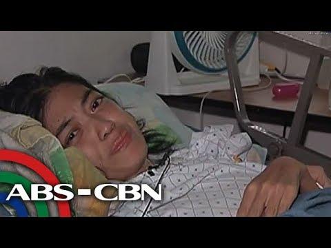 TV Patrol: Babaeng namamaga ang bituka, may pakiusap