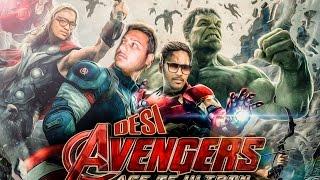 Desi Avengers | Gujrati Dubbed | STV Productions