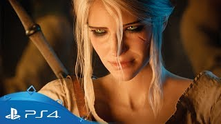 Gwent: The Witcher Card Game   Cinematic Trailer   PS4