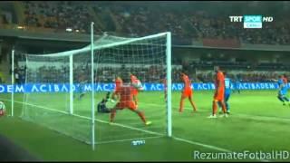 Markus Henriksen Goal | Basaksehir 0 - 1 AZ Alkmaar | UEL Qualification 2015 HD