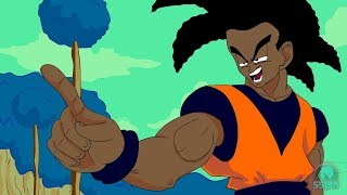 If Goku and Vegeta were Black! (DBZ parody)