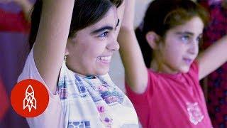 Helping Refugees Heal Through Dance