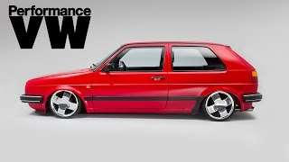 Performance VW - Behind the scenes with Jack Irwin's homebuilt show stopper