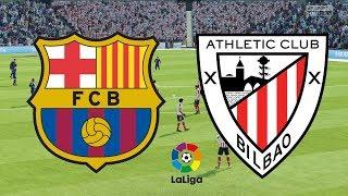 La Liga 2018/19 - Barcelona Vs Athletic Bilbao - 29/09/18 - FIFA 18