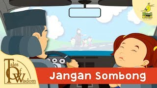 (BM) Tales Of Wisdom | Episod 20 | Jangan Sombong | Pop Up Book
