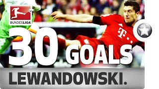 All Goals 2015/16 - Robert Lewandowski