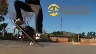 Skateboarding Trick Tips | Nollie