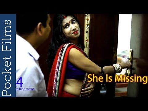Xxx Mp4 Hindi Short Film She Is Missing Husband Wife And A Bizarre Roommate 3gp Sex