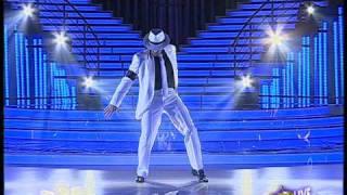 Bobi Turboto - Vip Dance Bulgaria 2009 - Solo - Michael Jackson Style