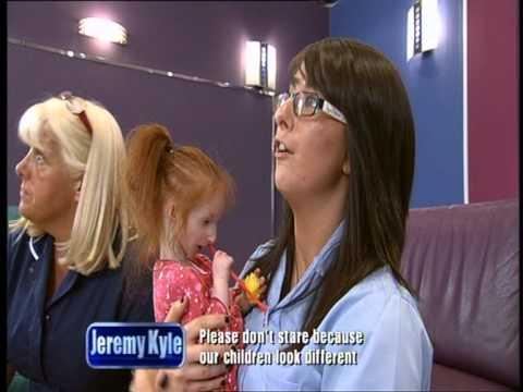 Hayley on Jeremy Kyle
